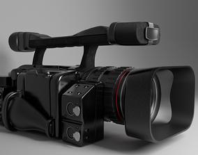 3D model Canon HDV