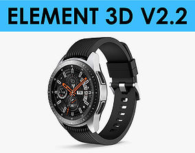 E3D - Samsung Galaxy Watch 42mm Midnight Black