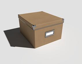 Office Box Medium 3D model