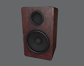 3D asset Audio Speaker V2