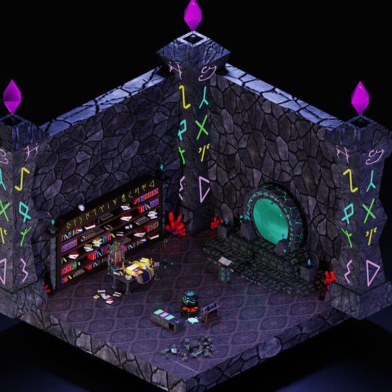 Mage Room