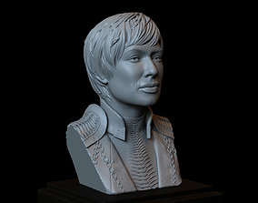 3D print model Cersei Lannister - Game Of Thrones - 2