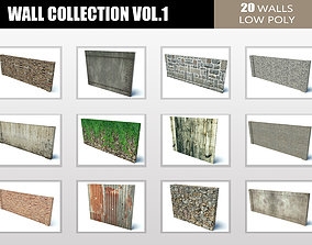 Wall Collection 3D model