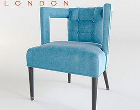 Mr Brown - Eliza Chair 3D model