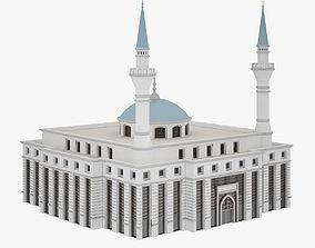 minaret Mosque 3D model