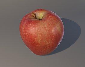 3D model realtime Redchief apple