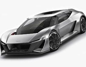 3D Audi PB18 e-tron