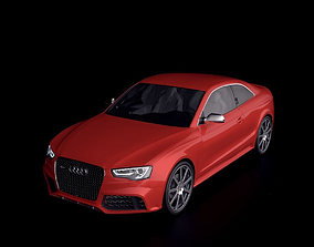 3D model vehicle Audi RS5