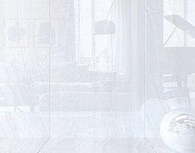 3D model Wall Tiles Museum Lumina Ice 160x320