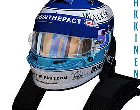 3D model Mika helmet 2018