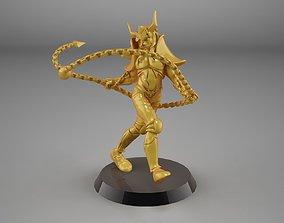 Andromeda 3D printable model