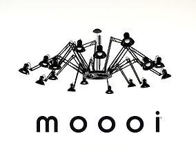 3D Moooi Dear Ingo