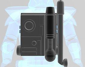 3D printable model Star Wars ARC Clone Trooper Fives