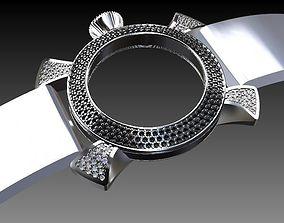 3D print model WATCH JOE RODEO CROWNED DIAMONDS