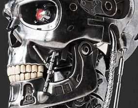 Terminator Bust bust 3D
