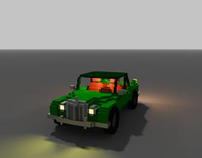 3D model VOXEL BENTLEY