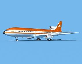 Lockheed L-1011 Tristar LTU 3D model