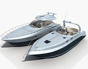 3D Yacht collection