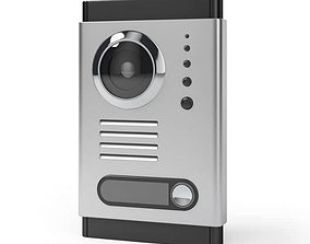 Intercom For Speaking Throughout House 3D model