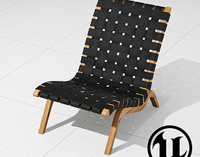 3D model Grant Featherston Relaxation Chair UE4
