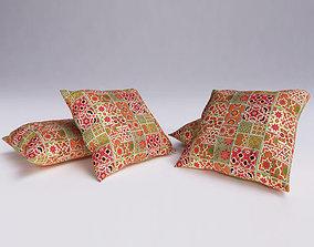 Moroccan Cushion moroccan 3D