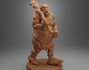 Hill Giant 3D printable model