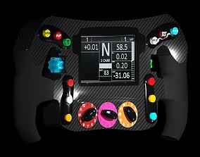 3D print model Mclaren F1 Steering Wheel