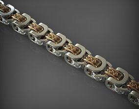 3D print model Chain Link 35