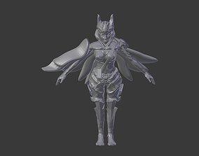 League of Legends Quin 3D print model