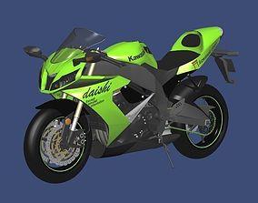 3D model Speed Motorcycles