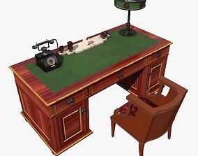 Stalin Table 3D model