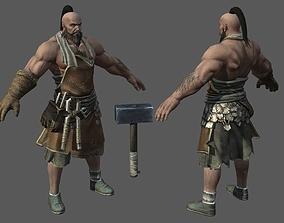 Warrior 3D Models | CGTrader