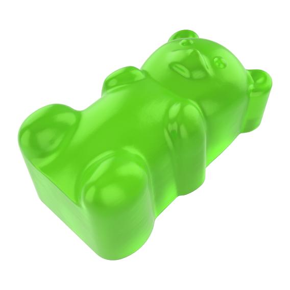 Green Jelly Bear Candy