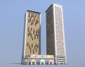 3D model MSK Building 26