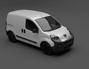 Peugeot Bipper 3D