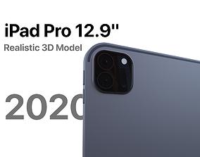 3D 2020 iPad Pro