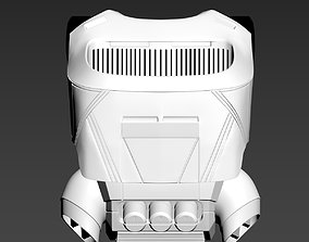 Star Wars EP9 The Rise of Skywalker Jet 3D print model 3