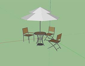The parasol 3D