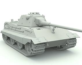 E-50 tank 3D model