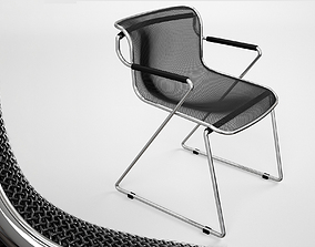 penelope chair - by Castelli-Haworth 3D