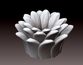 3D print model Extended pot 3