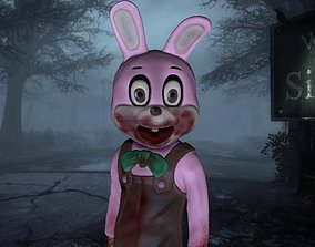 SILENT HILL ROBBIE THE RABBIT 3D print model