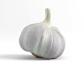 Photorealistic Garlic 3D Scan