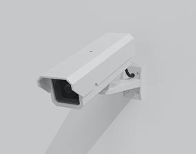 Security Surveillance Camera 3D