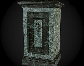 3D Pedestals