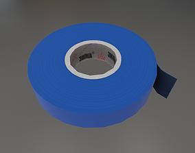 Insulation Tape 3D asset