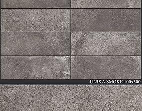 ABK Unika Smoke 100x300 3D