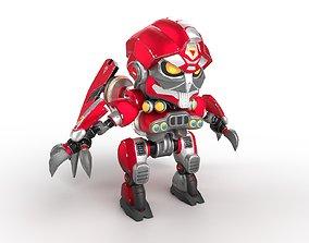 3D model Shatter - Transformer