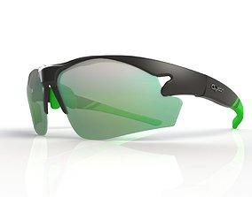 Sporty sunglasses 3D model