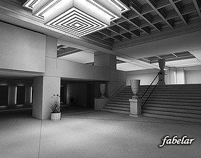 3D Entrance Hall